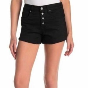 Blank NYC The Barrow vintage high-rise Shorts 269